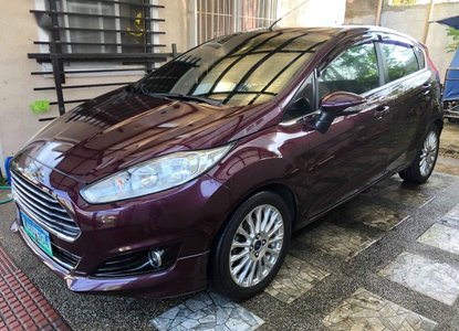 Latest Ford Fiesta 2014 for Sale in Laguna - Philippines