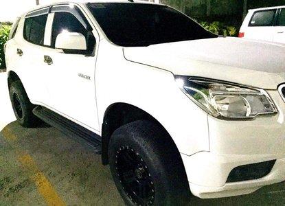 Latest Chevrolet Trailblazer For Sale In Davao Del Sur Philippines