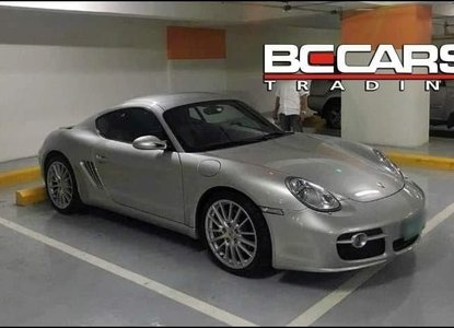 Used Porsche Cayman for Sale Low Price , Philippines