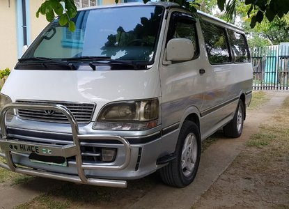 Deliberar Sada amplio  Cheapest Toyota Hiace 2000 for Sale: New & Used in Nov 2020