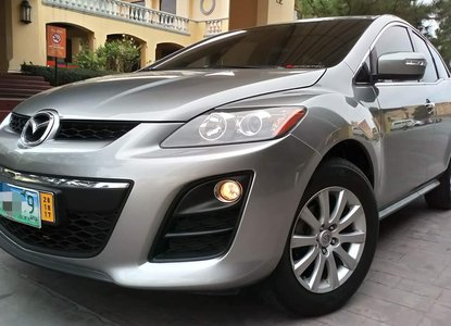 Cheapest Mazda Cx 7 2011 For Sale New Used Philippines