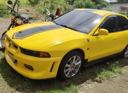 Cheapest Used Mitsubishi Galant Coupe Convertible For Sale Philippines