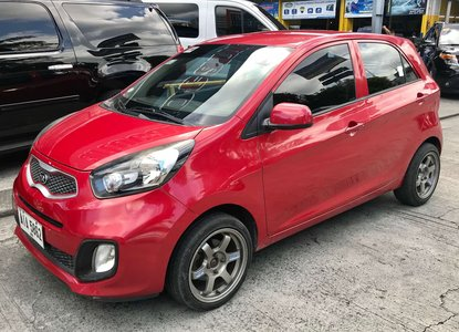 Used Kia Picanto For Sale Low Price Philippines