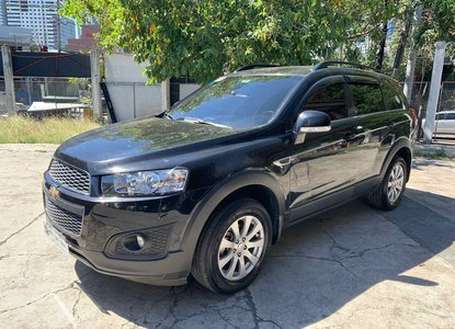 Cheapest Chevrolet Captiva 2015 For Sale New Used Philippines