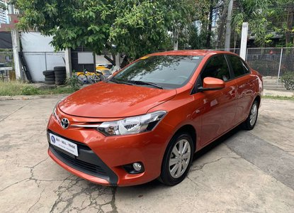 Cheapest Toyota Vios 2017 For Sale New Used Philippines