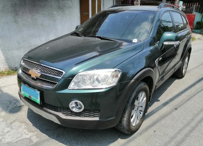 Used Chevrolet Captiva 2010 For Sale Low Price Philippines