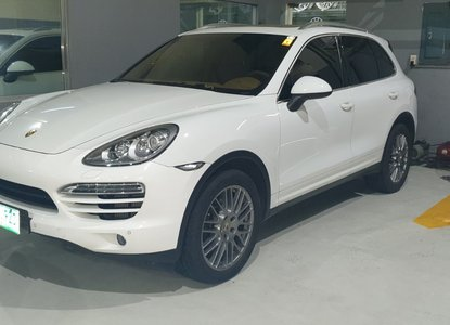 Used Porsche Cayenne For Sale Low Price Philippines