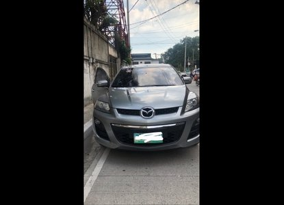 Used Grey Mazda Cx 7 2011 Best Prices For Sale Philippines
