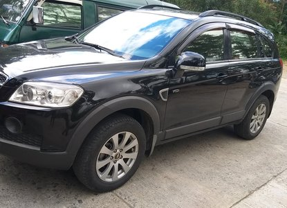 Used Chevrolet Captiva For Sale Low Price Philippines