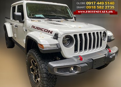 10 001 Jeep Gladiator For Sale At Lowest Prices Philippines