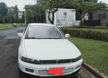 White Mitsubishi Galant Best Prices For Sale Philippines