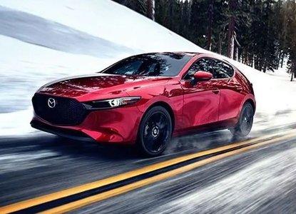 Mazda 3 Sportback