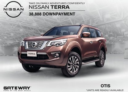Cheapest New Nissan Terra Cars For Sale Philippines
