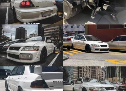 Used Mitsubishi Lancer Evolution For Sale Low Price Philippines