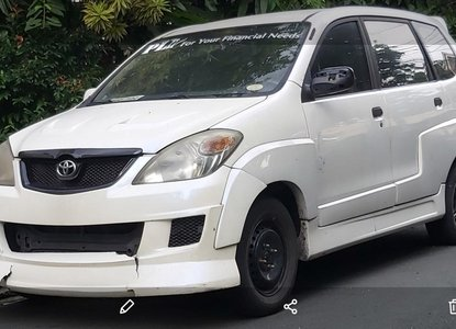 Toyota Avanza Price Less Than 250 000 For Sale In Metro Manila Philippines
