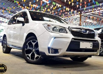 215K DOWNPAYMENT! 2013 Subaru Forester XT (2014 Released)