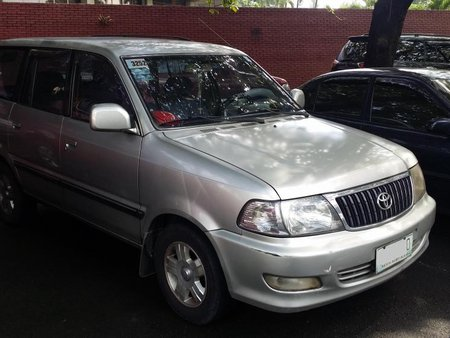 Toyota Rsc 2004 Gasoline Manual Silver