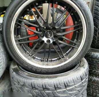 Orig Bmw X5 X6 Mags Breyton Size 22 49603
