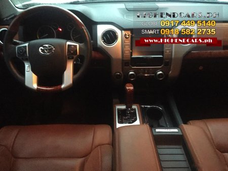 2016 Toyota Tundra for sale in Metro Manila
