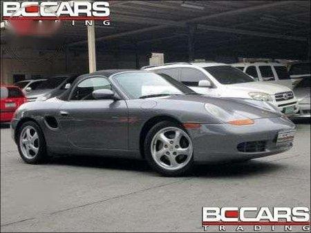 2002 Porsche Boxster usa version