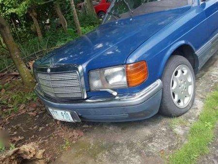 1991 Mercedes-Benz 560 SEL V8