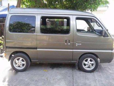 Minivan For Sale >> Suzuki Multicab (Mini Van) 61562