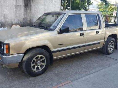 Mitsubishi L200 1995 Diesel 62323