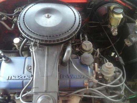 Mazda 323 16 valve
