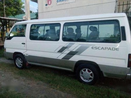 nissan urvan escapade 2013 model manual diesel 66505 rh philkotse com Nissan Urvan 15 Seater Nissan Urvan Van