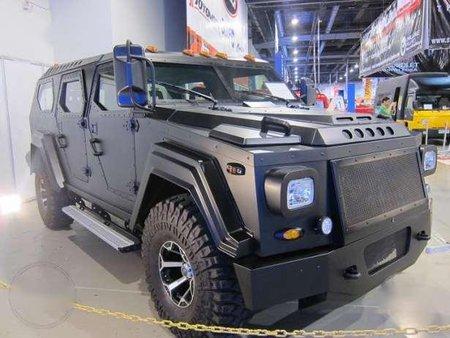 Amc Hr1 Hummer Wagon 74443
