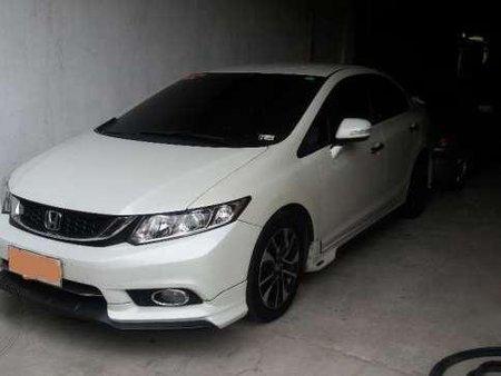 Honda Civic 2014 1.8V Modulo