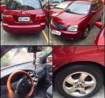 2005 Kia Carens - Mid SUV