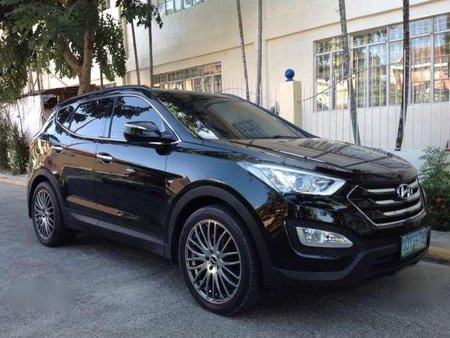 2013 Hyundai Santa Fe Limited Edition 33tkms No Issues
