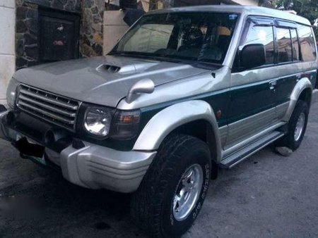 Mitsubishi Pajero Super Exceed 28 All Power 4x4 Turbo Diesel