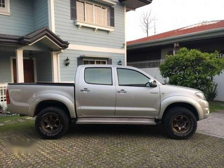 Well Maintained 2009 Toyota Hilux 4x2g 85630