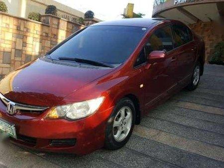 Honda Civic FD 2007 Acquired Automatic