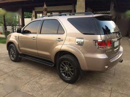2007 Toyota Fortuner G AT D4d first Owner