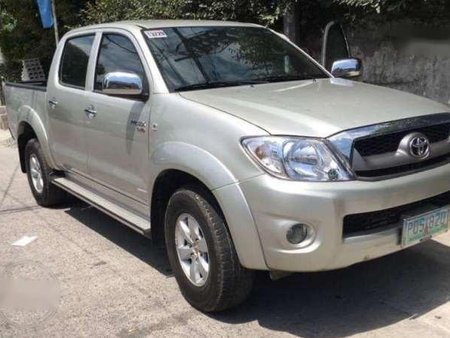 2011 Toyota Hi-Lux G 4x2 Manual for sale
