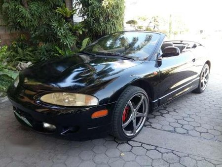 Mitsubishi Eclipse Spyder Convertible For Sale