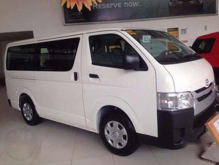 New Toyota Hiace Commuter 3 0 M T 2017 Euro 4 89134