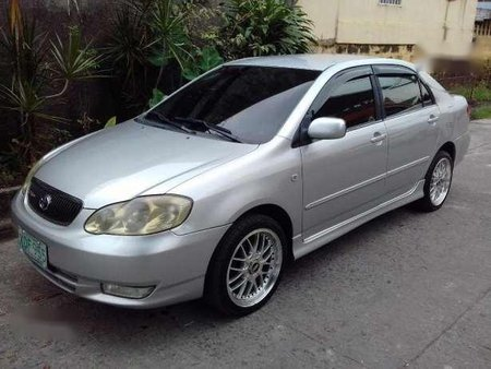 Toyota Altis 2002 Automatic 1.6G Fresh Loaded not 2003 vios 2004.2005