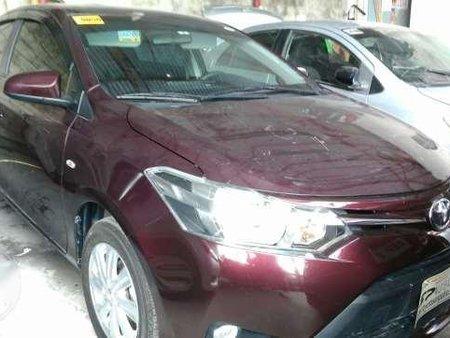 Toyota Vios Blackish Red 2017 >> 2017 Toyota Vios E Blackish Red At Dual Vvti 94478