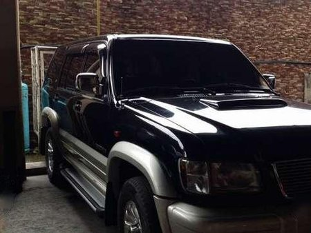 Isuzu Trooper Skyroof Edition 30 Diesel At 95460