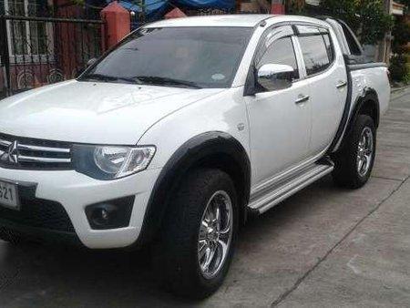 Mitsubishi Strada Pick Up Glx V