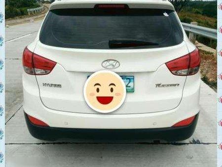 Hyundai tucson 2010 Automatic transmission