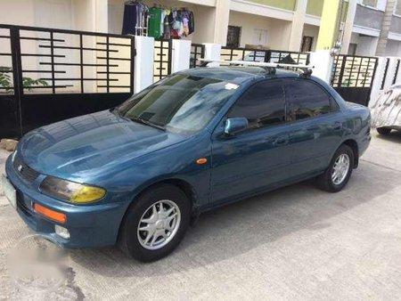 Affordable Mazda sedan 323