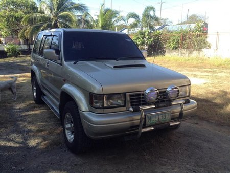 1998 Isuzu Trooper For Sale