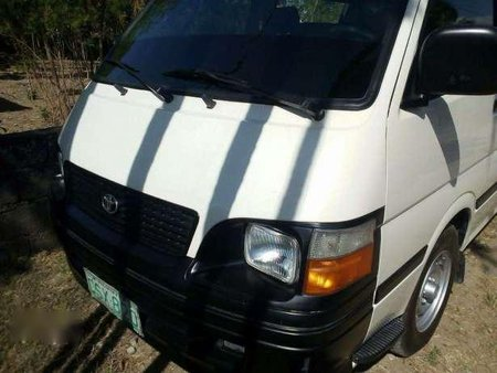 toyota hiace commuter for sale