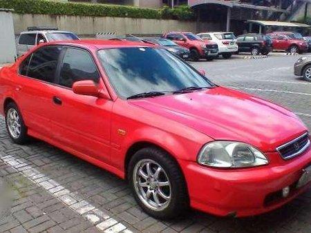 1996 Honda Civic Lxi Automatic Transmission