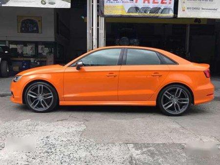 Brand New Audi S3